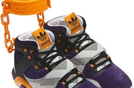 Adidas decides to pull it's slave shoe. Shackle up or bust?