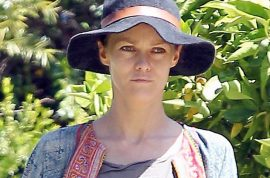 Vanessa Paradis said to be looking at new homes prior to split in Beverly Hills.