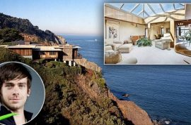 It's time to salivate over Twitter' founder Jack Dorsey's $10 million cliffside mansion home.