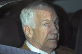Jerry Sandusky Guilty: Sentenced to life.