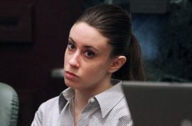 Casey Anthony on the run as hideout is leaked.
