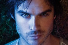 Ian Somerhalder wants to be your wet dream in 50 shades of Grey role.
