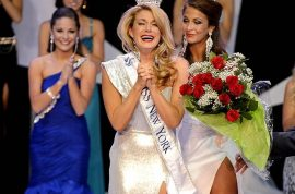 Brooklyn's Mallory Hagan is crowned Ms New York. Hawt bixch to go…