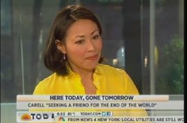 Ann Curry Fired. Backstabbed by NBC.
