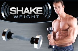 Have you tried masturbating in public with the shake weight yet?
