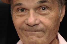 Fred Willard arrested for masturbating in Hollywood adult theater.