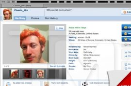 Did a break up with a girlfriend from match.com send James Holmes over the edge? Left message: See you in prison.