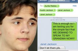 Prince Jackson takes to twitter accusing Janet Jackson of lying to him about Katherine Jackson.