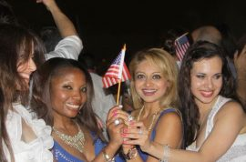 Macy's 4th of July Independence day celebrations with Maggie and Hubert Delany were just a blast!