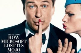 Alec Baldwin ditches twitter momentarily before snagging Vanity Fair cover.