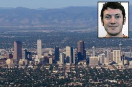 James Holmes lived in gangster rife apartment complex. Littered with crack dens.