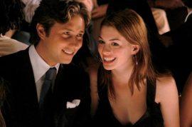 Anne Hathaway's former boyfriend Raffaello Follieri, shares snaps of their relationship after prison release.