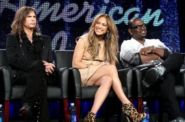Oh no! Jennifer Lopez tells Ryan Seacrest she's leaving American Idol after Steven Tyler quits.