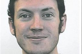 James Holmes mother not surprised when she was told her son was the shooter. Had a hunch!
