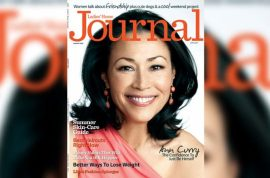 Ann Curry live interview with Ladies Home Journal released.
