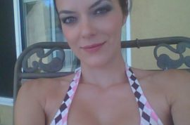 Adrianne Curry twitter: Would like to remind you that she's worth salivating over.
