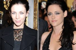 Was Rupert Sanders fixated with the young ingenue Kristen Stewart because she reminded him of a young Liberty Ross ?