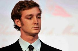 Prince Pierre Casiraghi is now suing Adam Hock and Double Seven. Reckons he's been badmouthed…