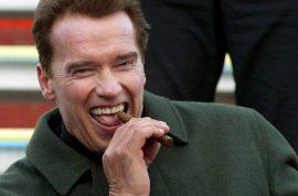 Does Arnold Schwarzenegger have a new girlfriend?