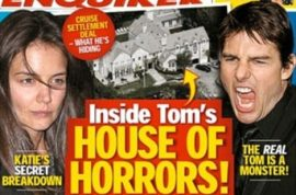 Summer blockbuster! Tom Cruise to sue National Enquirer for 'false and vicious lies.'