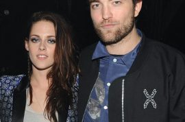 Kristen Stewart begs Robert Pattinson to have crises talks.