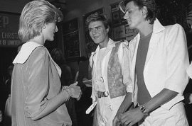 Duran Duran memoir reveals that they had to write age of consent for each state they visited during 1981 US concerts.