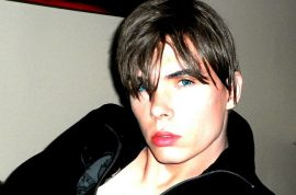 Cannibal Luka Rocco Magnotta 's ex lover's head may have been found in Montreal park.