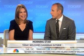 Ann Curry Fired: Savannah Guthrie's 'Today' Debut tanks!