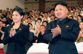 Dictator Kim Jong-un rekindles relationship with mystery pop star. Is she now his wife?