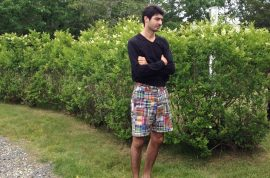 Meet Lee Hnentinka: Unsettling the Hampton community with his rent a fraca mansion charade.