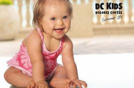 Meet the adorable baby girl with Down's syndrome who is now the face of children's swimwear label.
