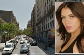 Search for missing Dexter actress continues as she vanished off Manhattan streets.