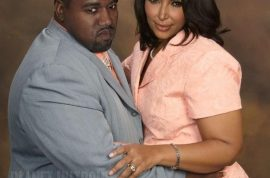 So how will Kim Kardashian and Kanye West look 20 years from now?