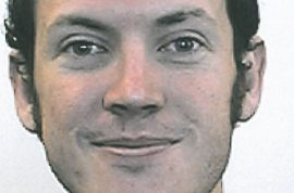 James Holmes to make his first court appearance today. Could be facing death penalty.