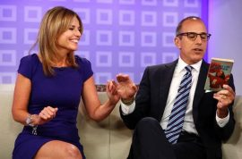 Ann Curry fired: Today show no better with Savannah Guthrie after week one.