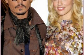 Johnny Depp and Amber Heard on the outs cause the press ruined it for them.