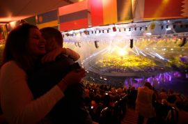 Pictorial: London 2012 Summer Olympics. The Opening Ceremony was bloody stupendous!