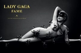 It's time to gawk at Lady Gaga's new Fame ad. Smells like an expensive hooker…