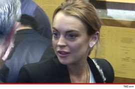 Oh my! Lindsay Lohan now a suspect in jewelry heist.