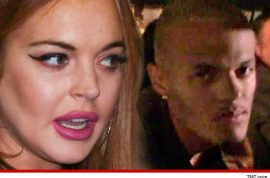 Lindsay Lohan insists she's not a jewelry burglar. Blames Suge Knight's son.