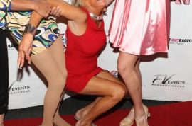 Video: Tan Mom wants to show you how to party like a (drunk) rock star.