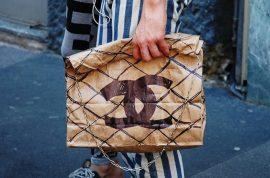 Chanel handbag. A true sense of fashion.