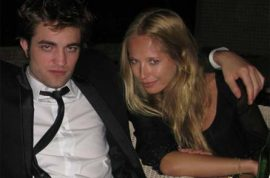 Robert Pattinson busted cheating behind Kristen Stewart's back. The proof here..