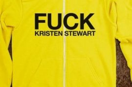 Kristen Stewart t shirts hit at all time low as actresses is dumped on.