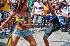 Pictorial: Olympic Soccer final … Brazil 1 Mexico 2…Wembley Stadium