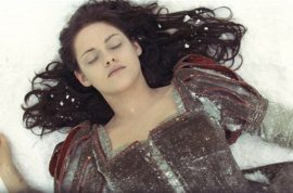 Kristen Stewart dropped from the Snow White and the Huntman sequel.