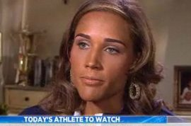 Lolo Jones came in fourth and yet she's still hogging all the attention. Team mates outraged.