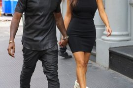 Oh dear?! What was Kim Kardashian thinking with those shoes? Kayne West for Giuseppe Zanotti faux pas…