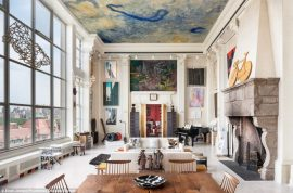 Are you in the market for a $20 million NYC home? Boasting 24ft ceilings…