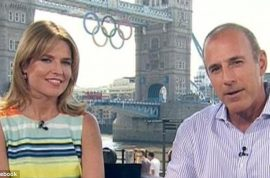 Ann Curry Today show: At last NBC Today show gets a rating boost with Olympics.